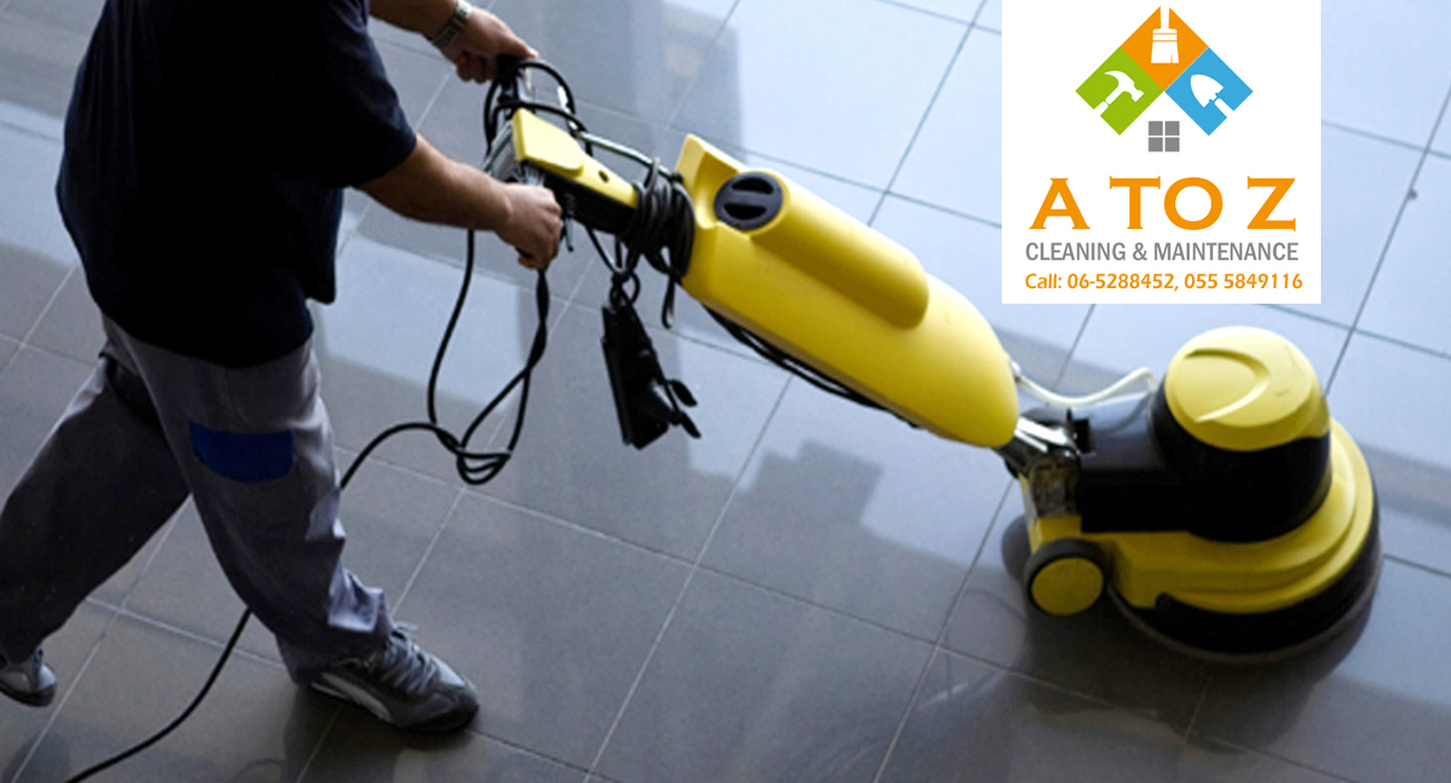 Floor Polishing Service Dubai