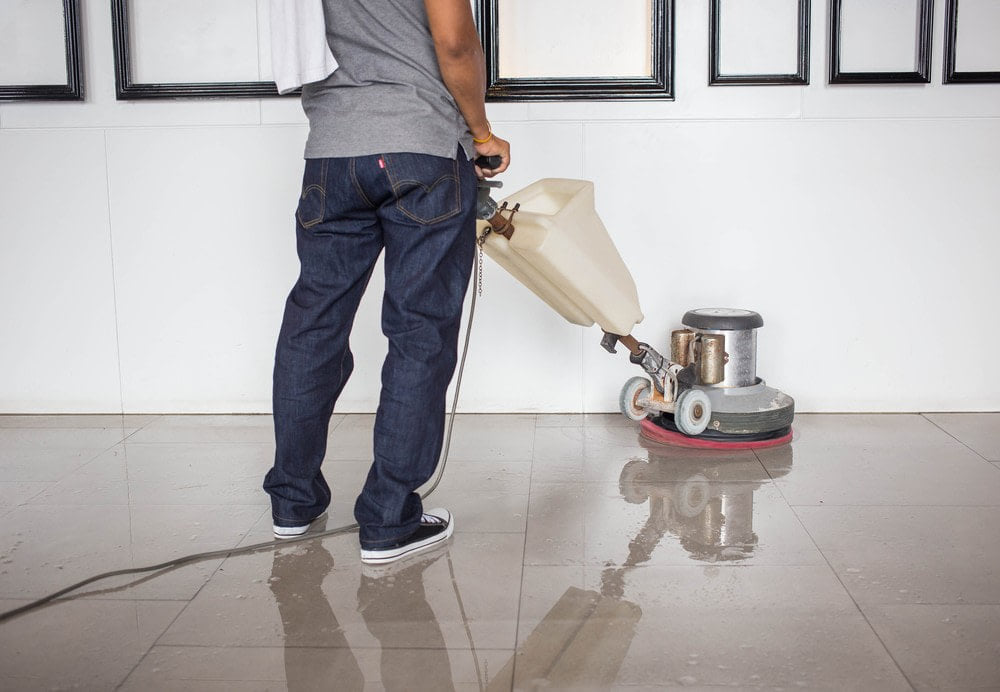Floor Polishing service in Sharjah