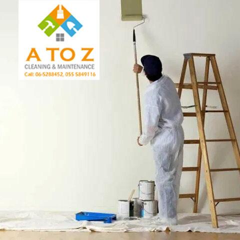 Apartment Painting Dubai, Sharjah, Ajman